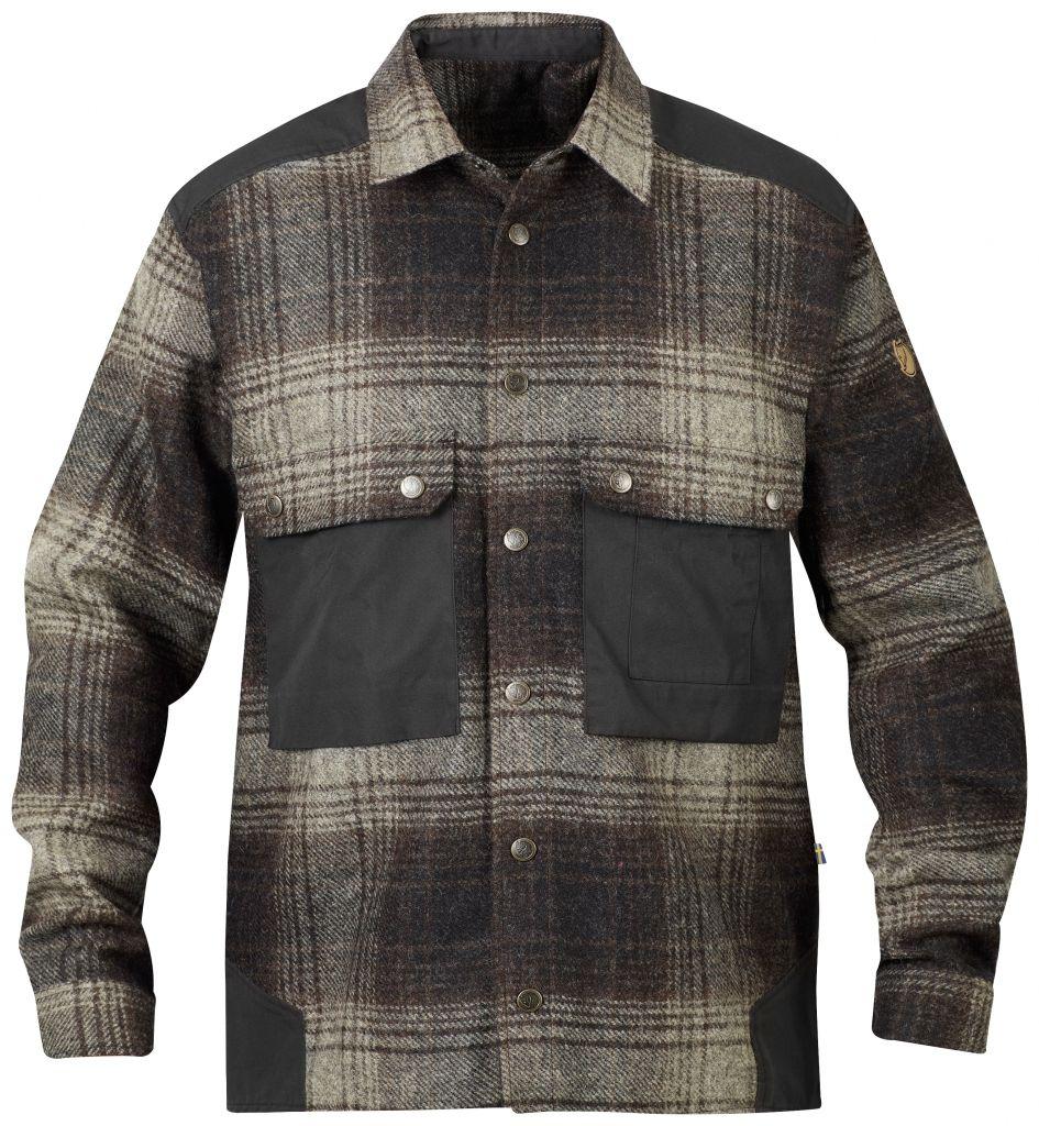 FjallRaven Mountaineering Shirt No.3 Dark Grey-30