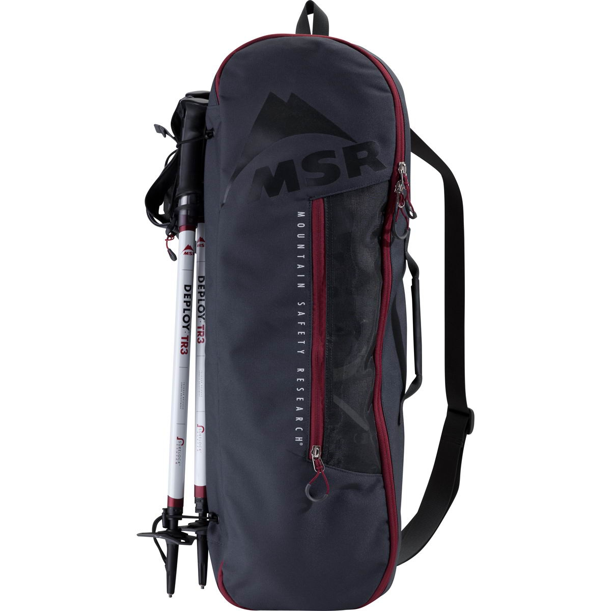 MSR Snowshoe Bag Black-30