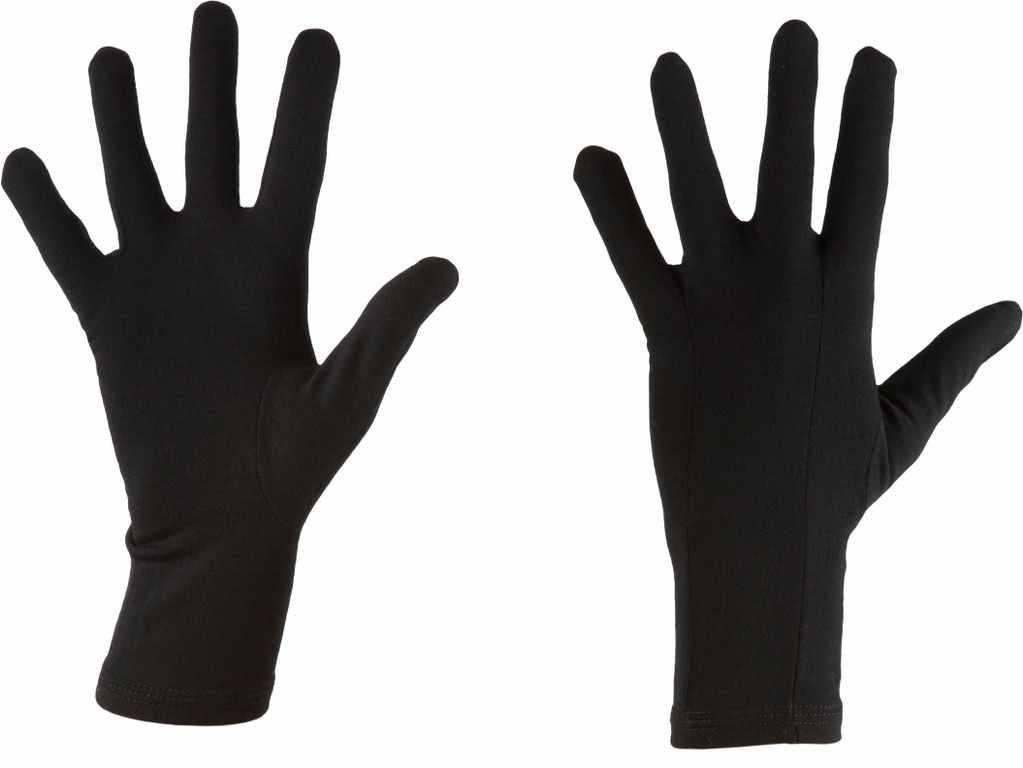 Icebreaker Apex Glove Liners Black-30