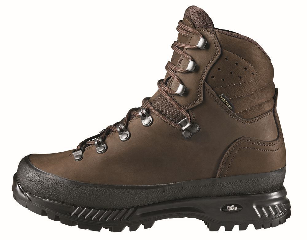 Hanwag Nazcat Lady GTX Brown – Erde-30
