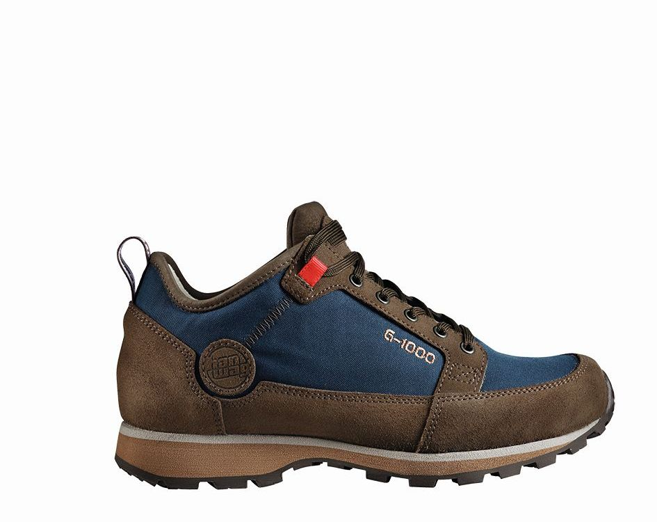 Hanwag - Bacal II Low Lady Uncle Blue - Hiking Boots -
