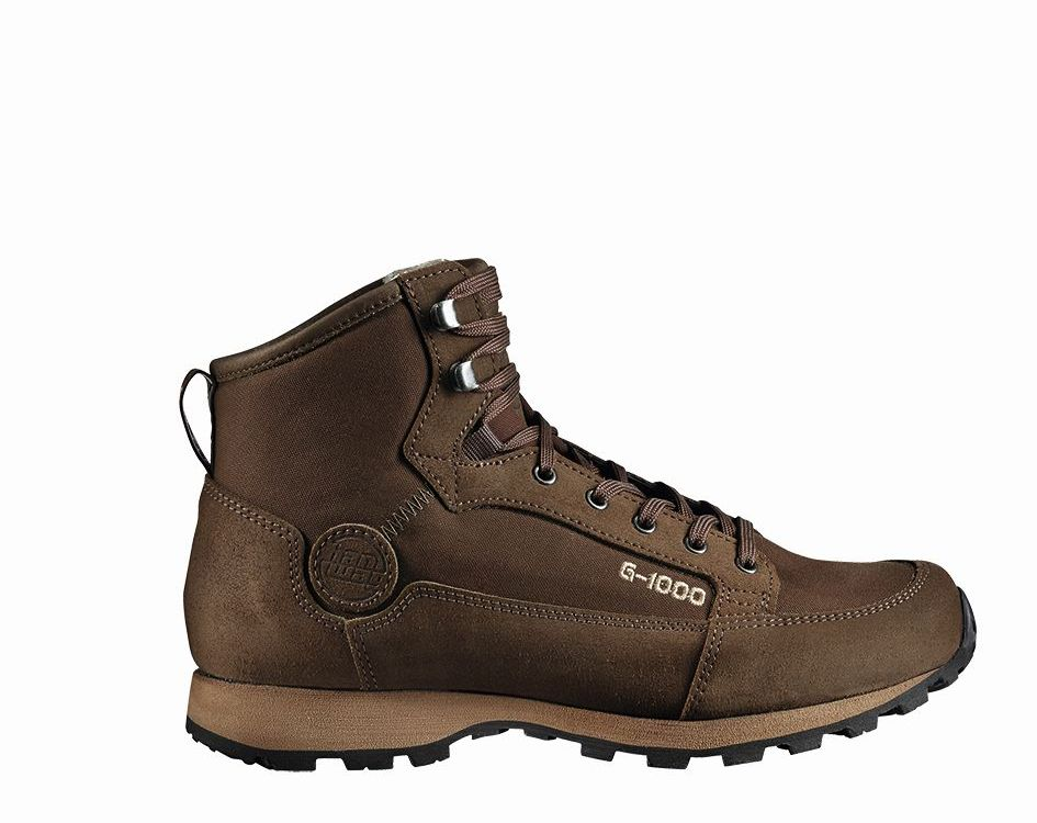 Hanwag Bacal II Mid Black Brown-30