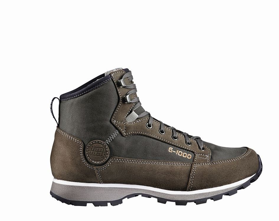 Hanwag Bacal II Mid Dark Grey Asche-30