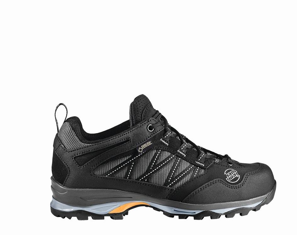 Hanwag Belorado Bunion Low Lady GTX Black – Schwarz-30