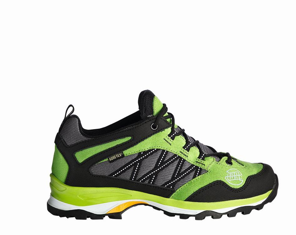 Hanwag Belorado Low Lady GTX Lime-30
