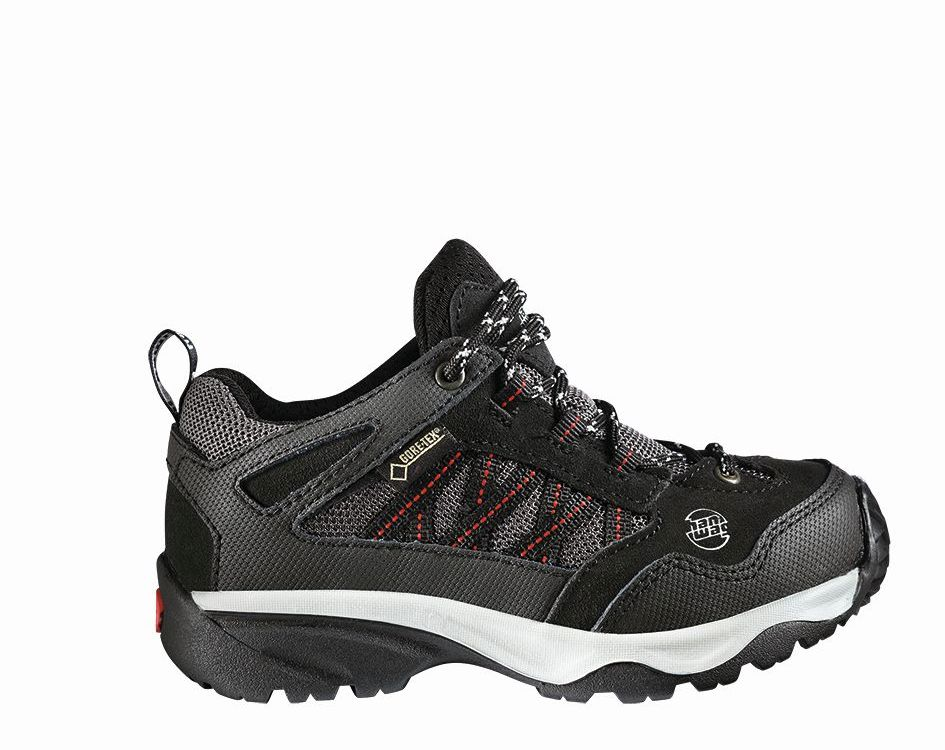 Hanwag Belorado Low Junior GTX Black – Schwarz-30