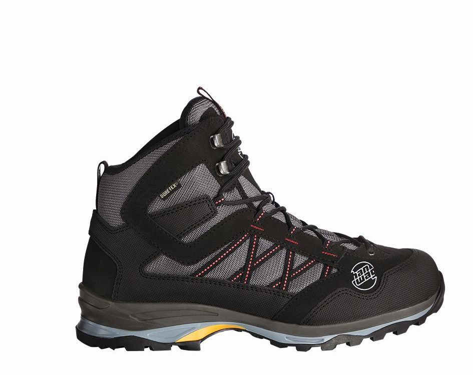 Hanwag Belorado Bunion Mid GTX Black Schwarz-30