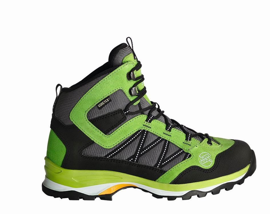 Hanwag Belorado Mid Lady GTX Lime-30