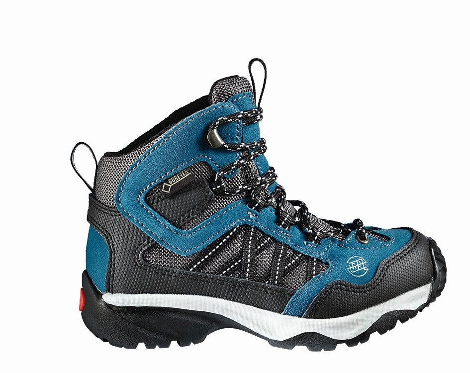 Hanwag Belorado Mid Junior GTX Black – Schwarz-30