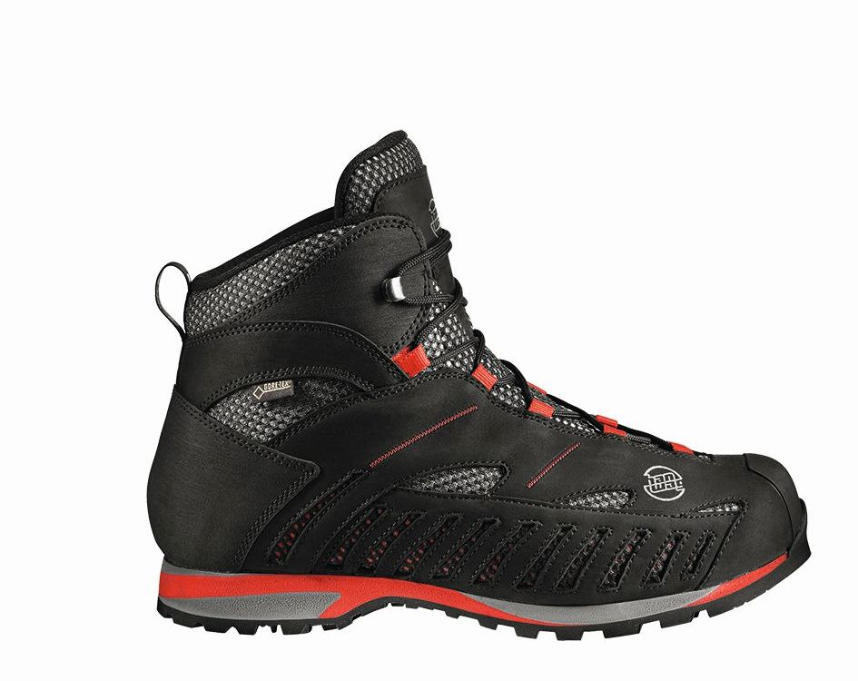 Hanwag Najera Mid GTX Surround Black Schwarz-30