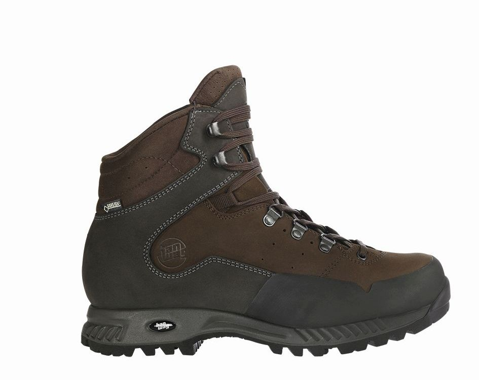 Hanwag Tudela Light Lady GTX Brown Erde-30