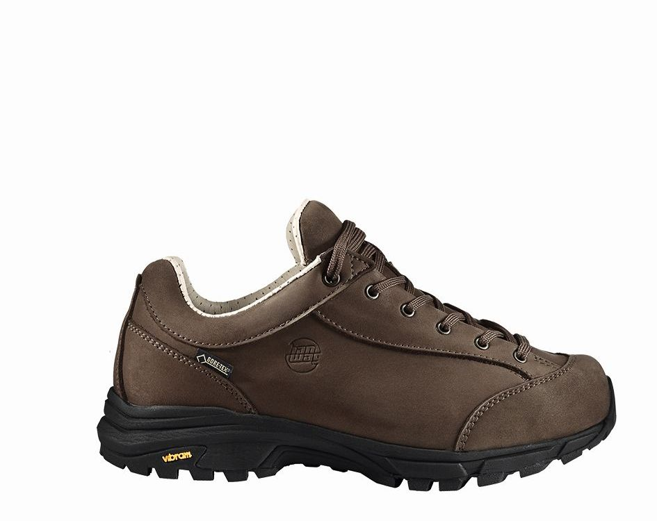 Hanwag Valungo Bunion Lady GTX Brown Erde-30