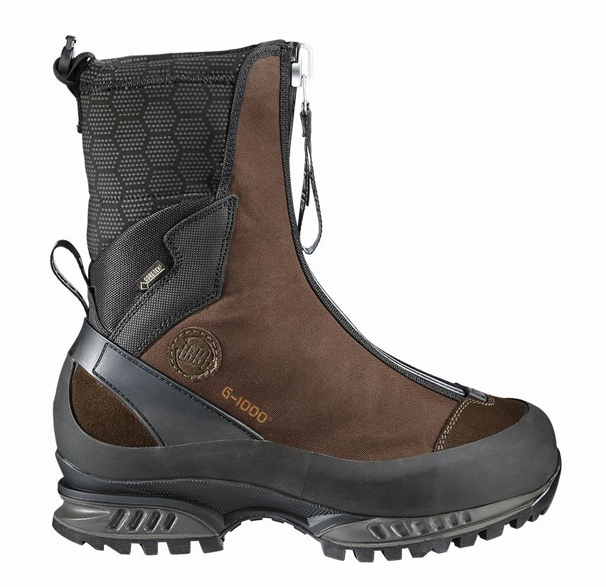 Hanwag Yellowstone Gaiter GTX Brown Erde-30