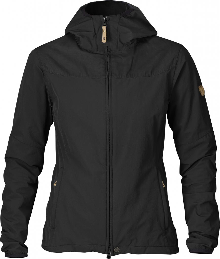 FjallRaven Nikka Jacket Black-30