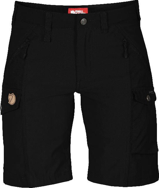 FjallRaven Nikka Shorts Black-30