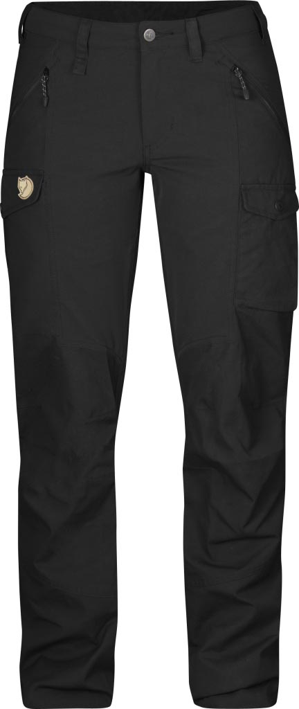 FjallRaven Nikka Trousers Black-30