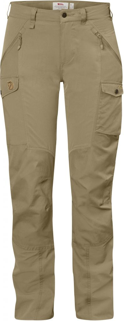 FjallRaven Nikka Trousers Curved W Sand-30
