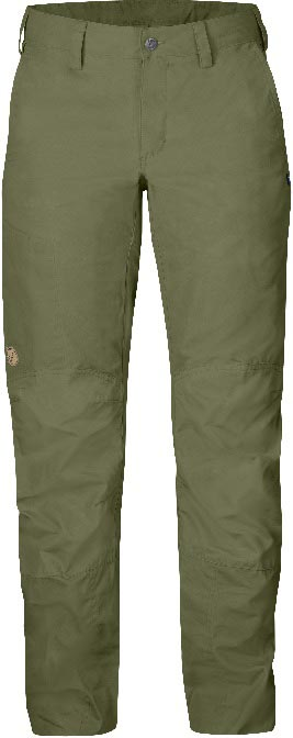 FjallRaven Nilla Trousers Green-30