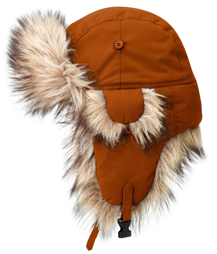 FjallRaven - Nordic Heater Autumn Leaf - Hats & Caps - S