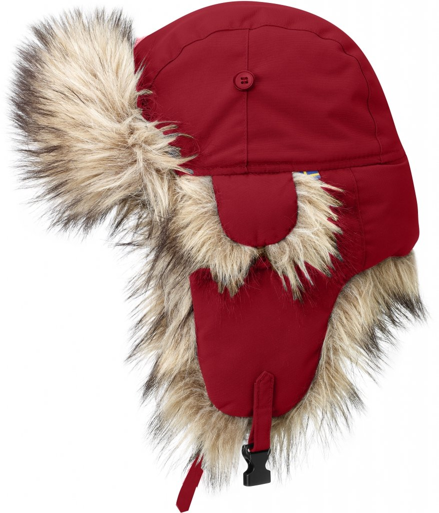 FjallRaven Nordic Heater Deep Red-30