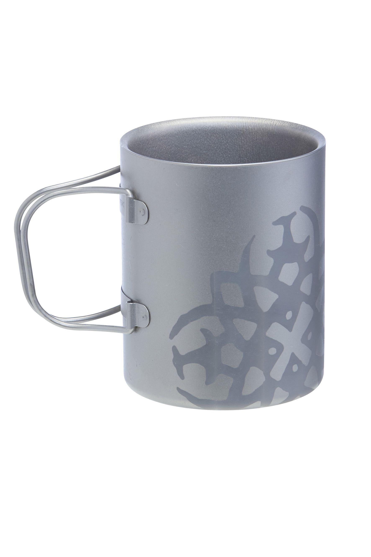 Nordisk Titanium Mug Double-Wall-30