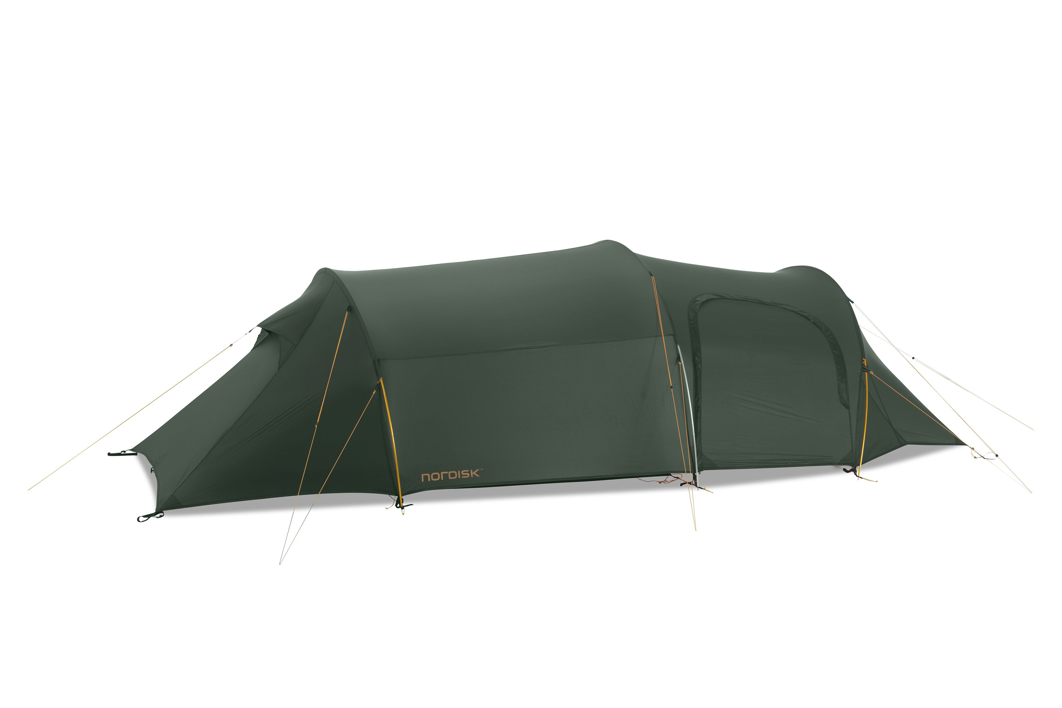 Nordisk Oppland 3 LW Forest Green-30