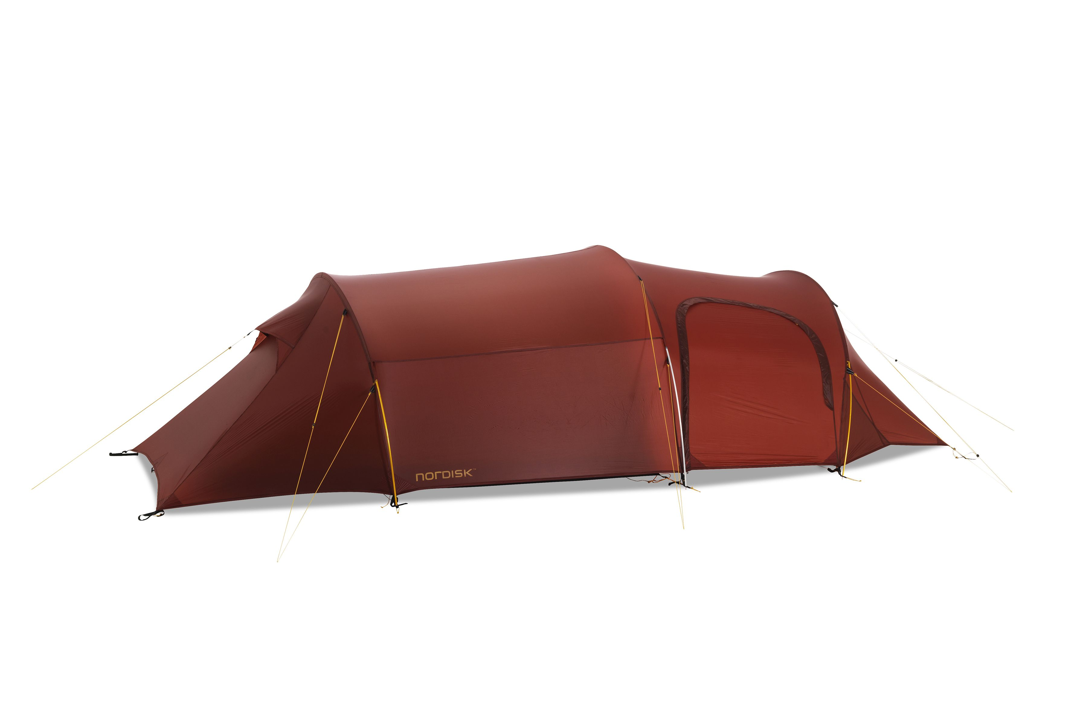 Nordisk Oppland 3 LW SI Aluminium Burnt Red-30