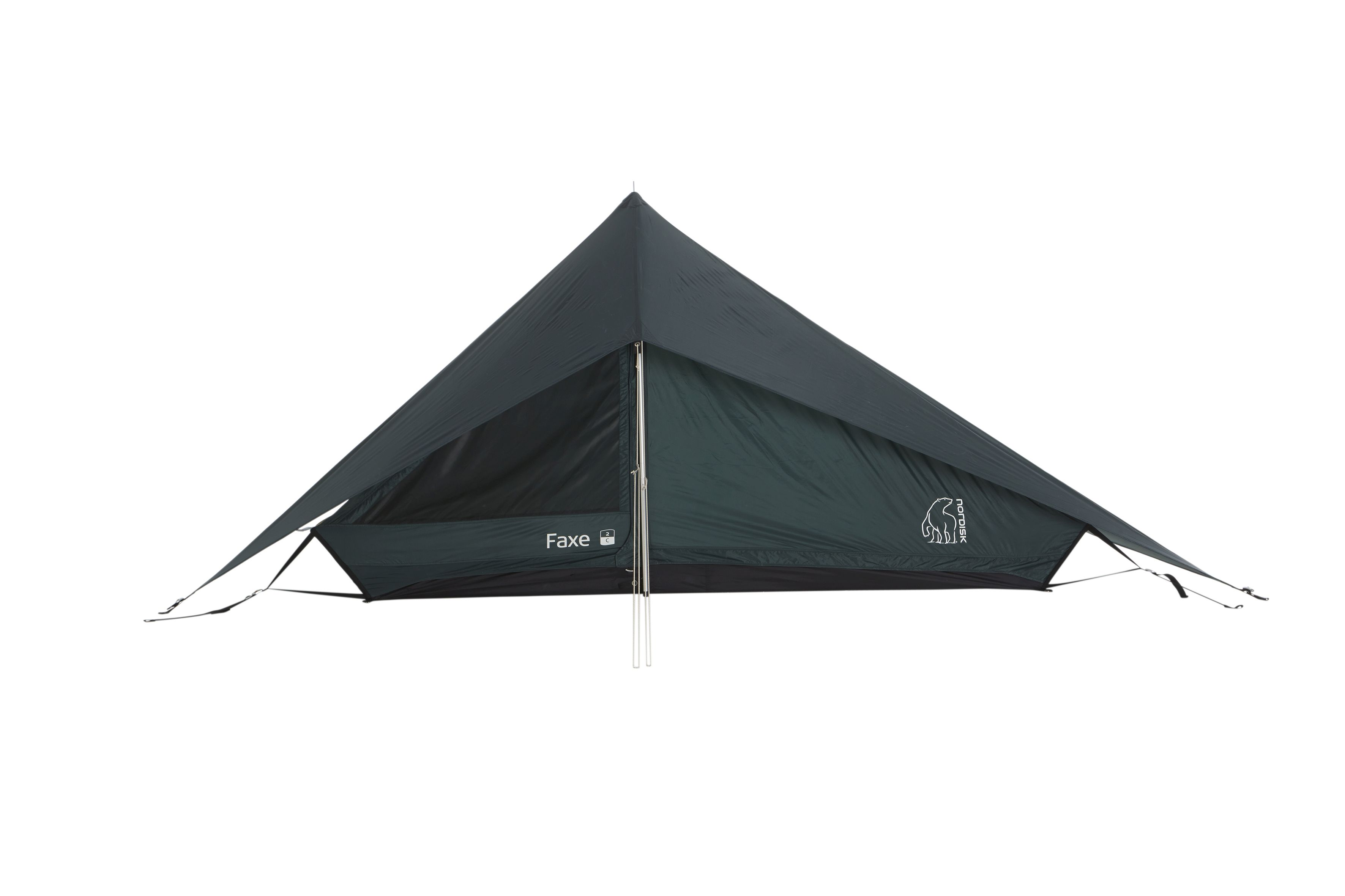 Nordisk Faxe 2 LW Petrol Green-30
