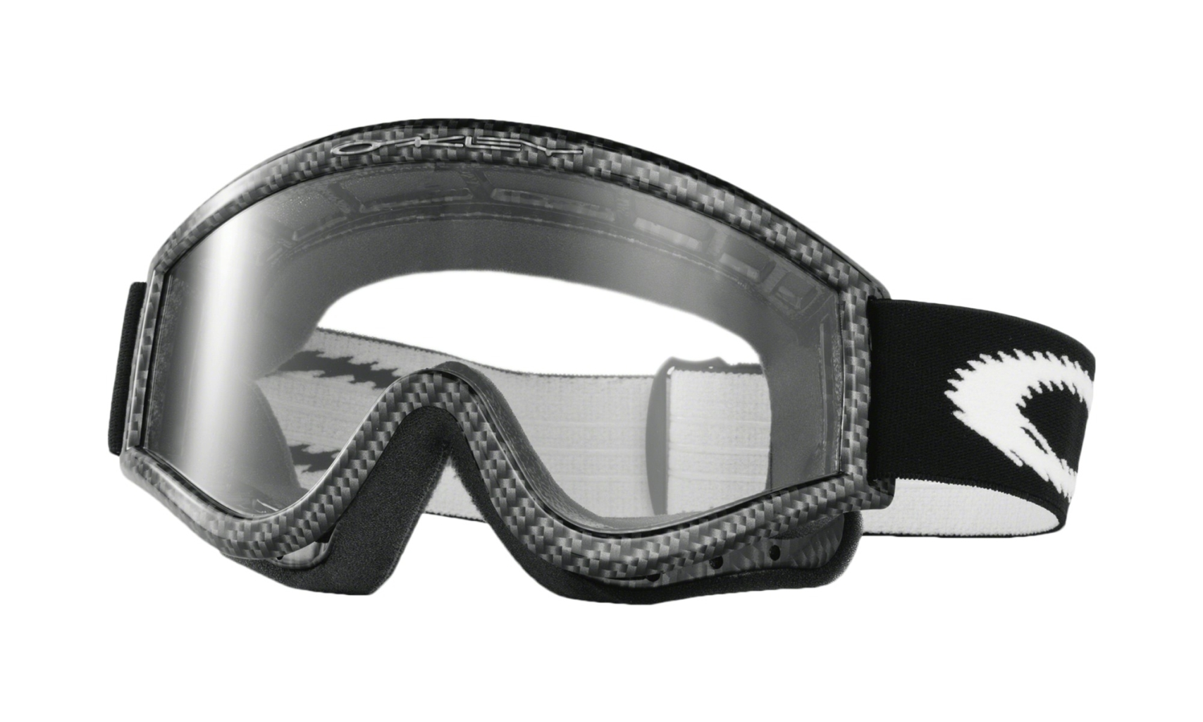 Oakley L Frame MX L-Frame Car Fiber/Clr-30
