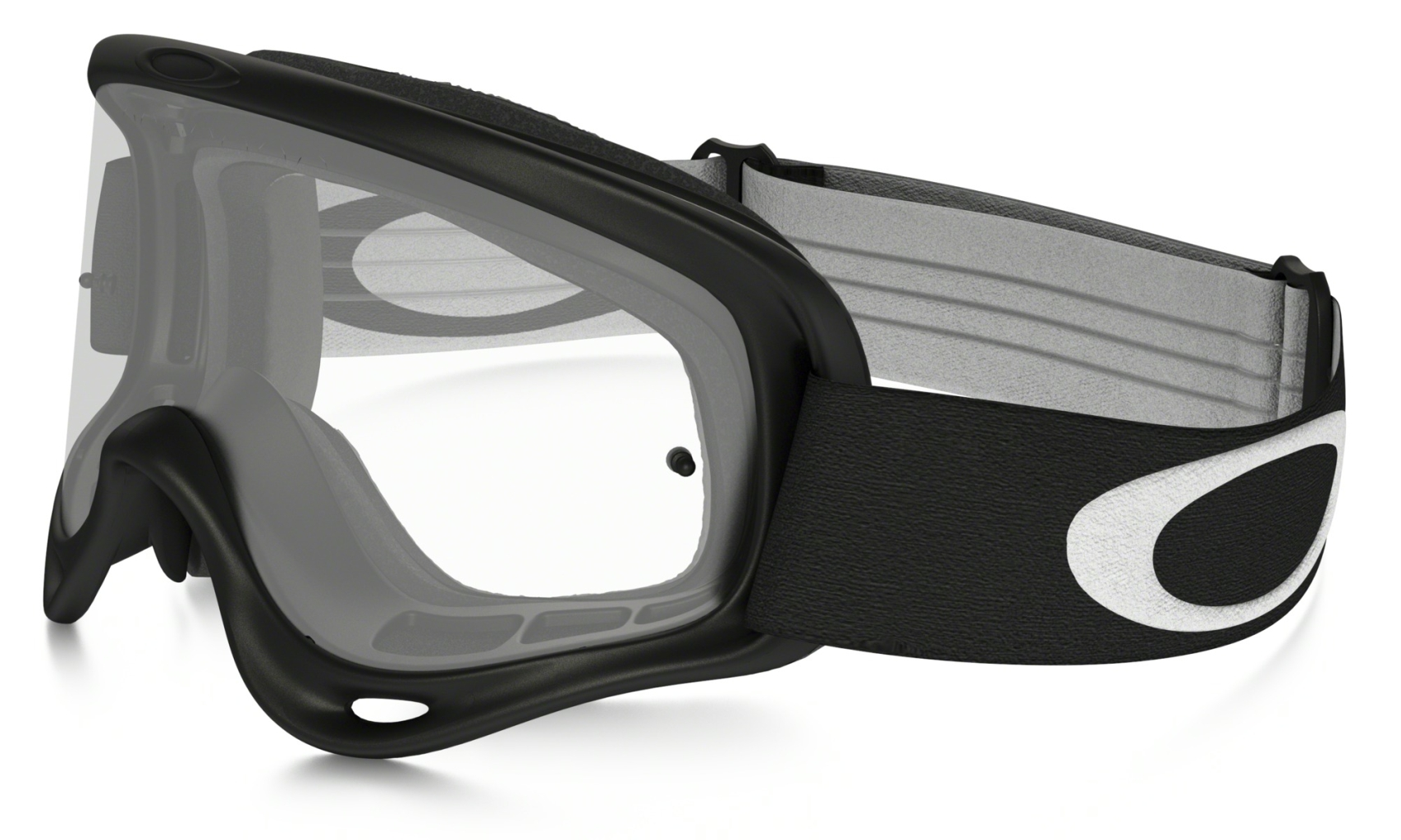 Oakley O Frame MX Black/Clear-30