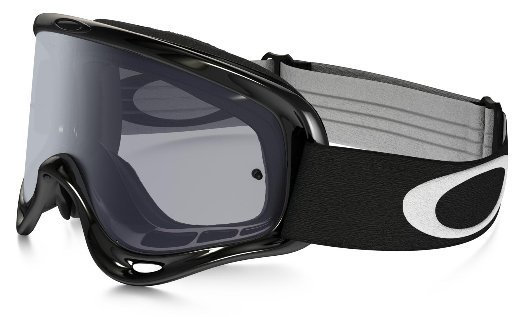 Oakley O Frame MX Sand Jet Blk w Dk.Gry&Clear-30