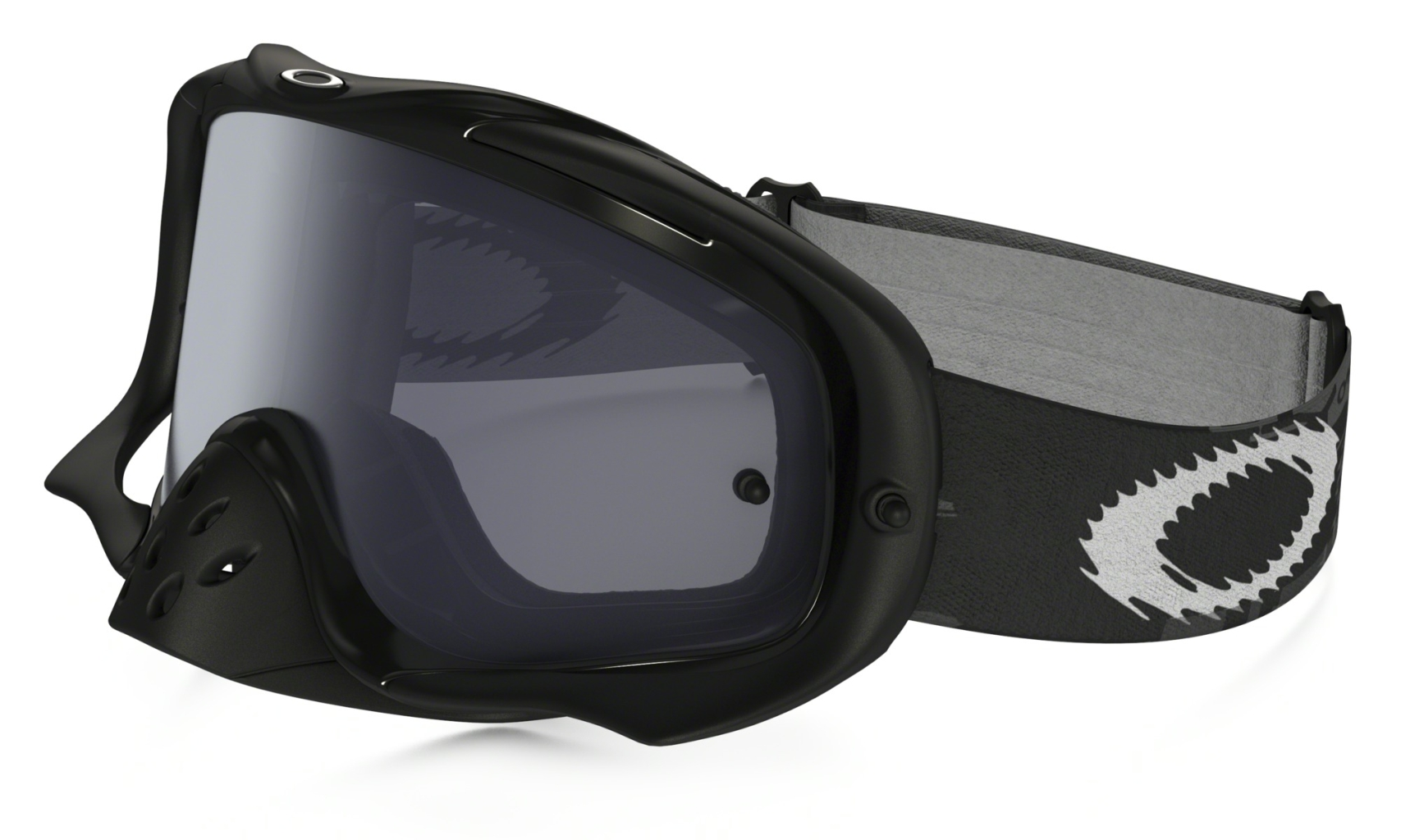 Oakley Crowbar MX Sand Jet Black/Grey-30