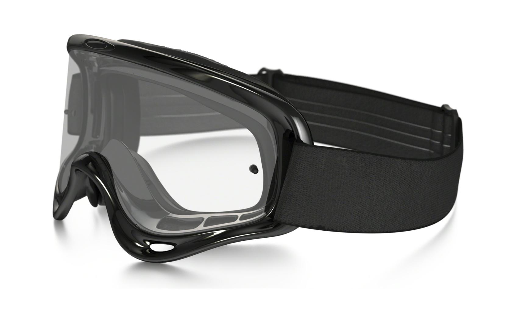 Oakley XS O Frame MX Jet Blk/Clear-30