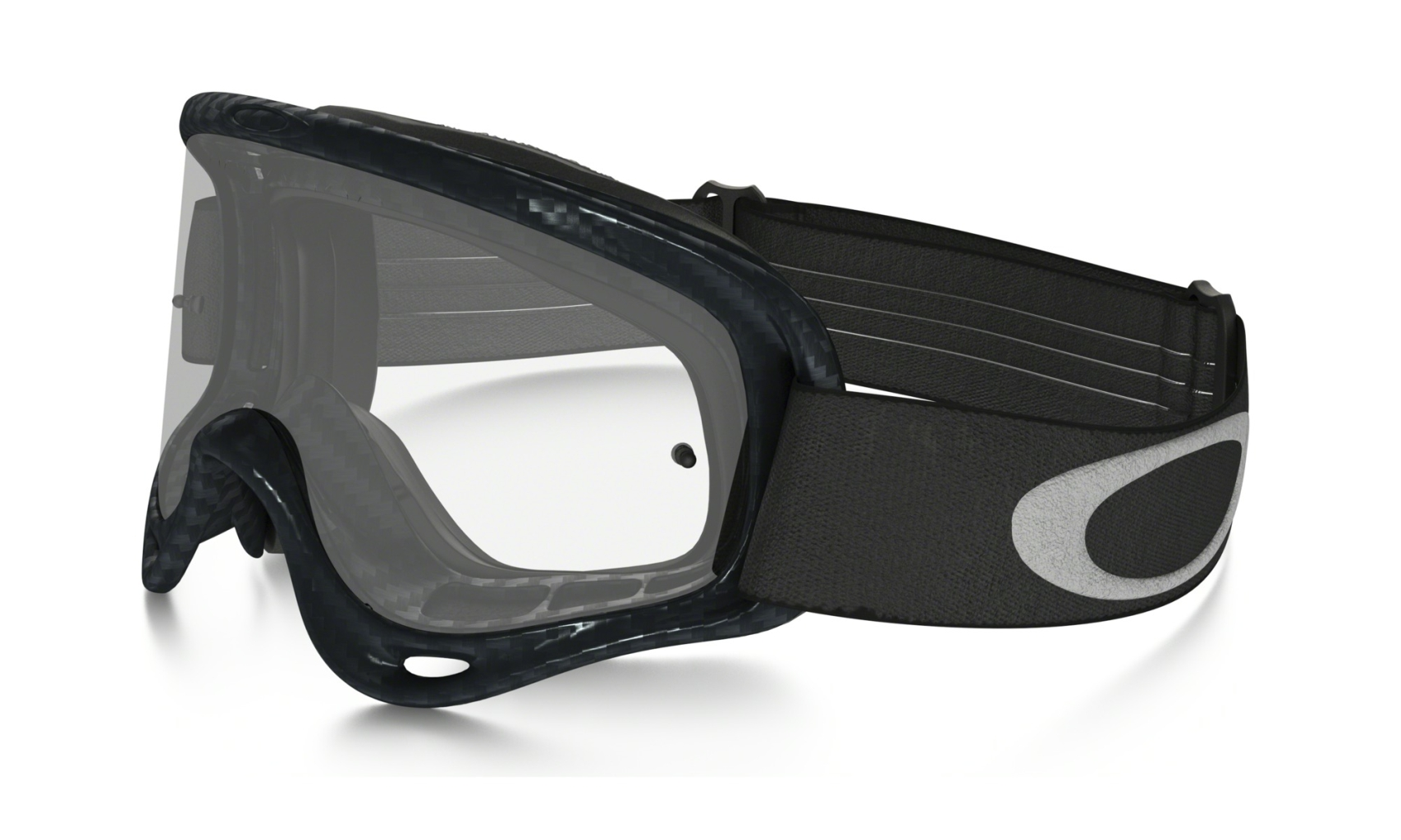 Oakley XS O Frame MX True Carbon Fiber/Clear-30