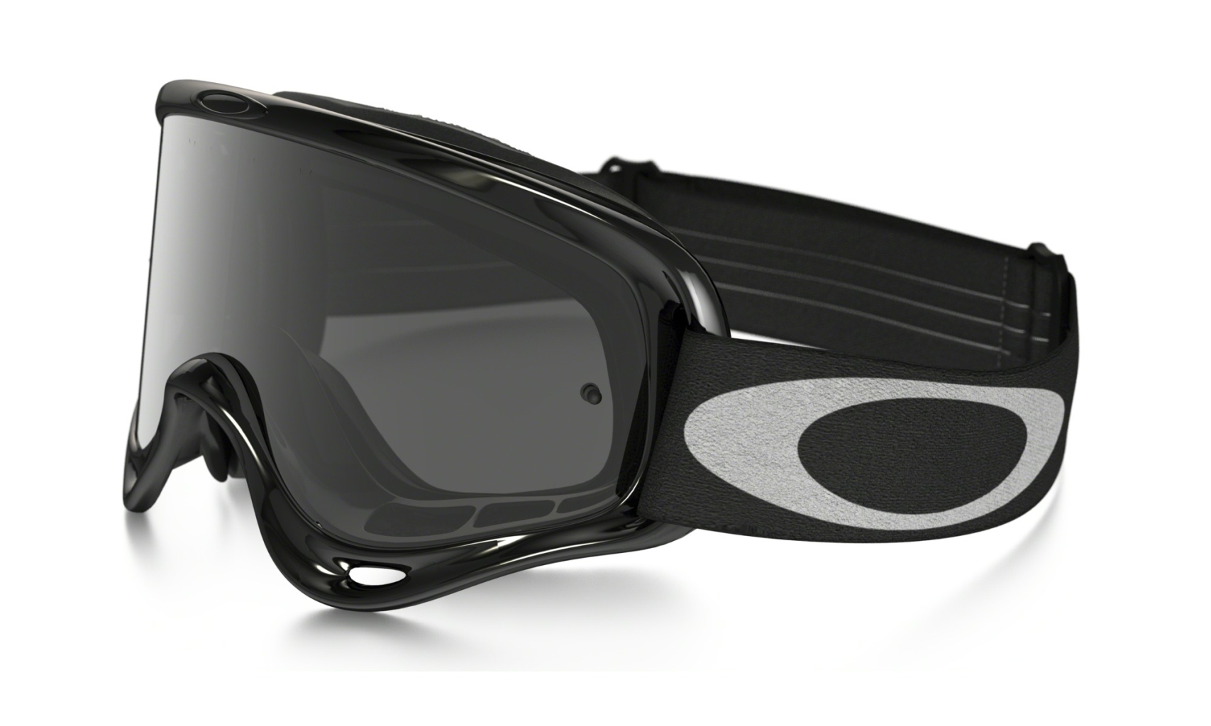 Oakley O Frame MX Jet Black w/ Dark Grey-30