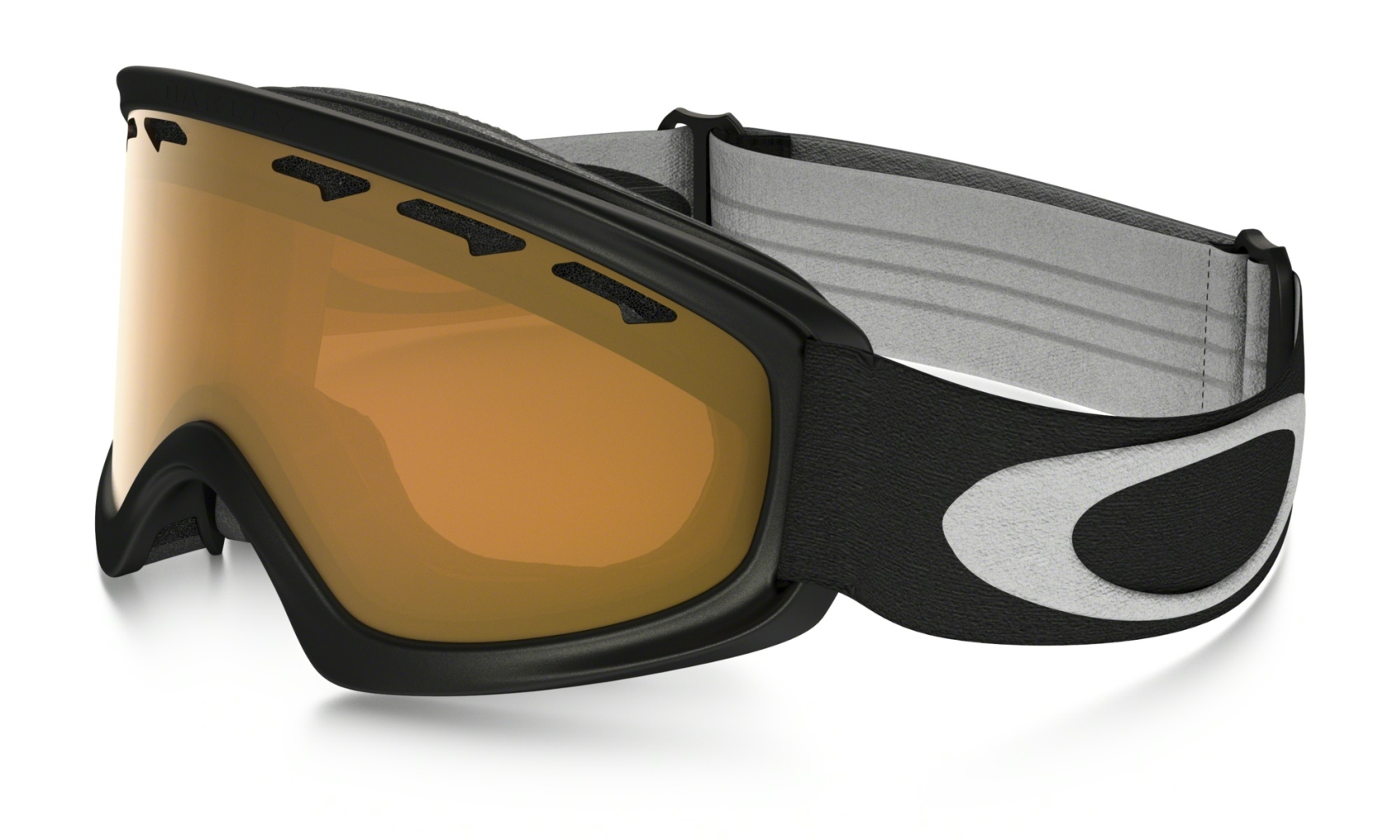Oakley O2 Xs Matte Black w/Persimmon-30