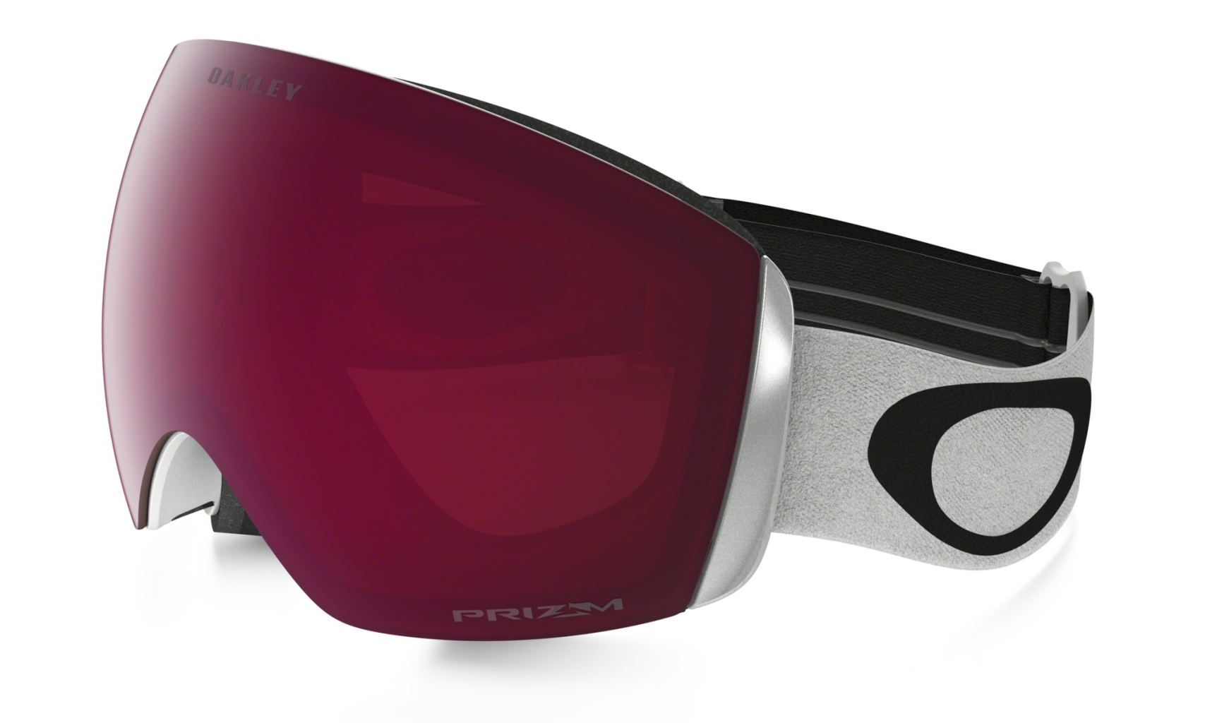 Oakley Flight Deck Matte White w/Rose-30