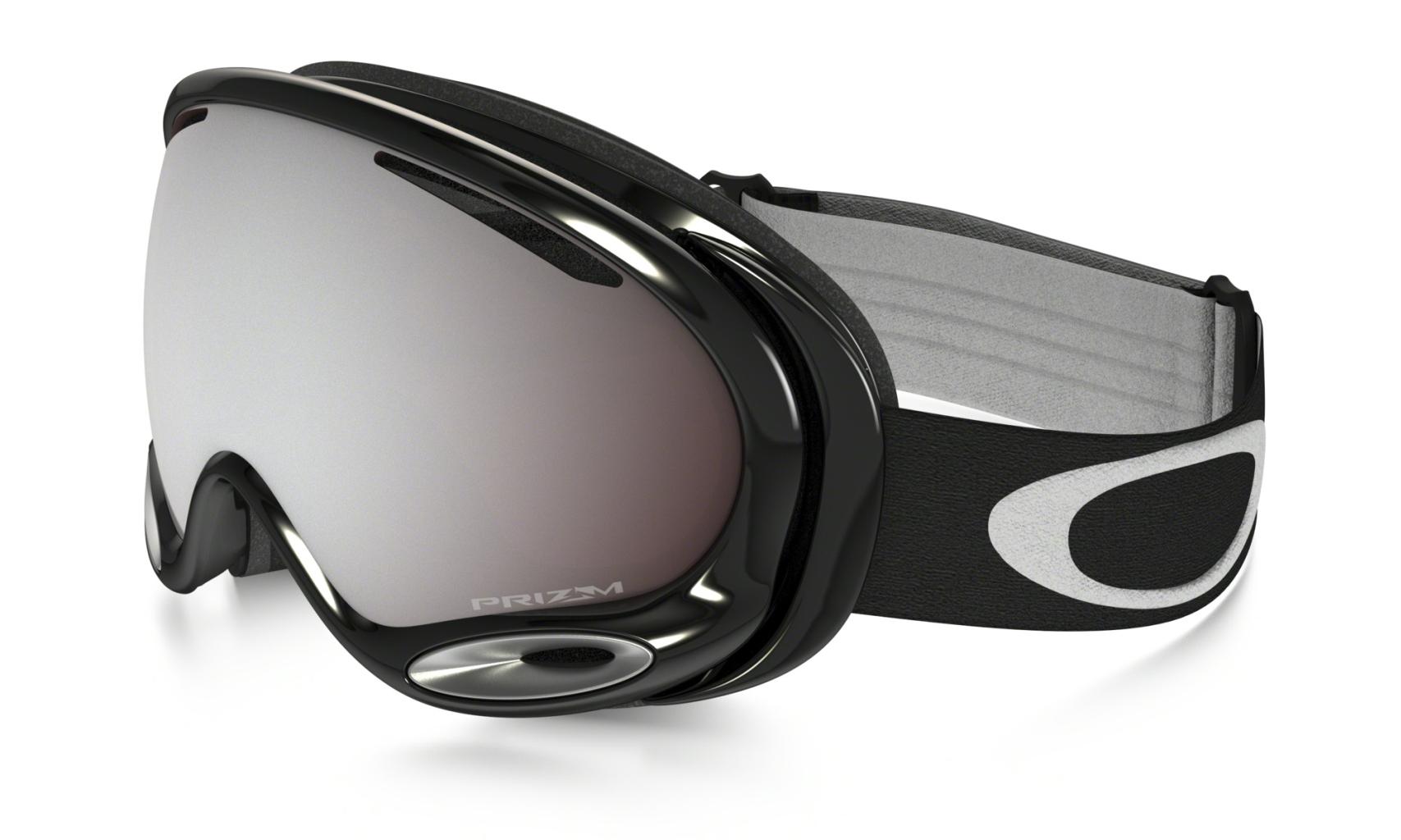 Oakley A Frame 2.0 Jet Black w/BlkIrid-30