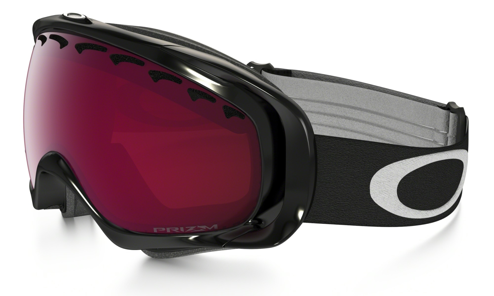 Oakley Crowbar Jet Black w/ Rose-30