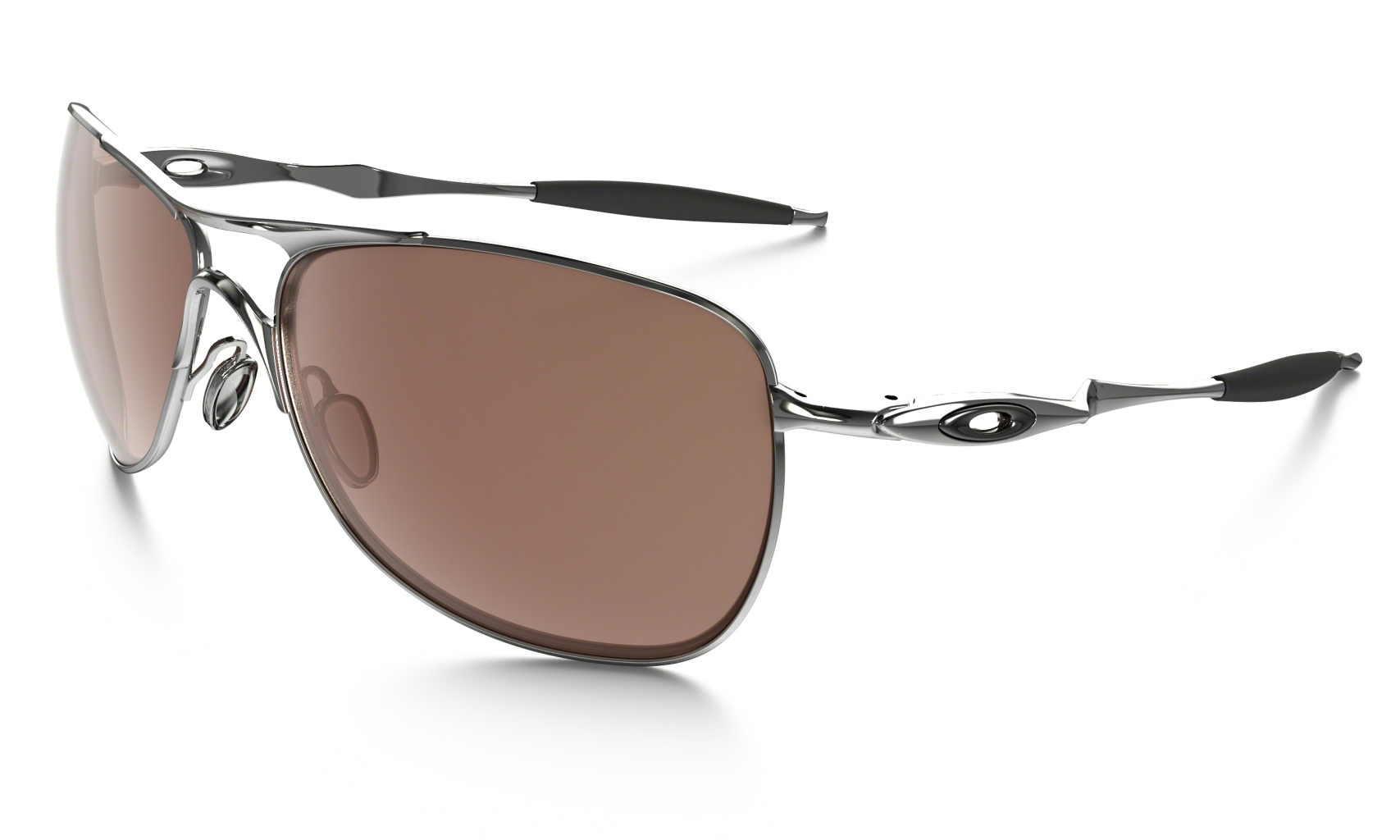 Oakley Crosshair Chrome w/VR28 Black Iridium-30
