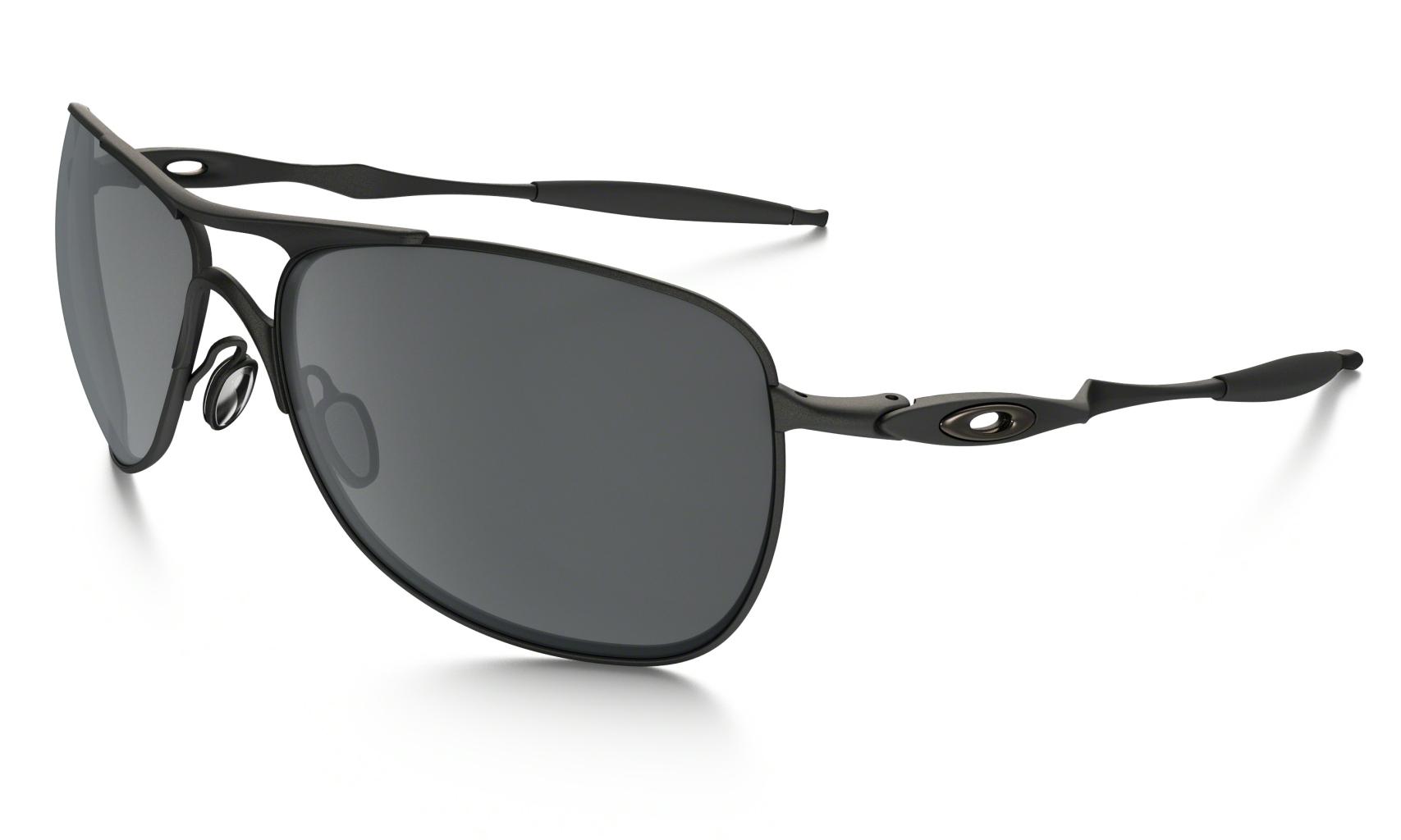 Oakley Crosshair Matte Black w/Black Iridium-30