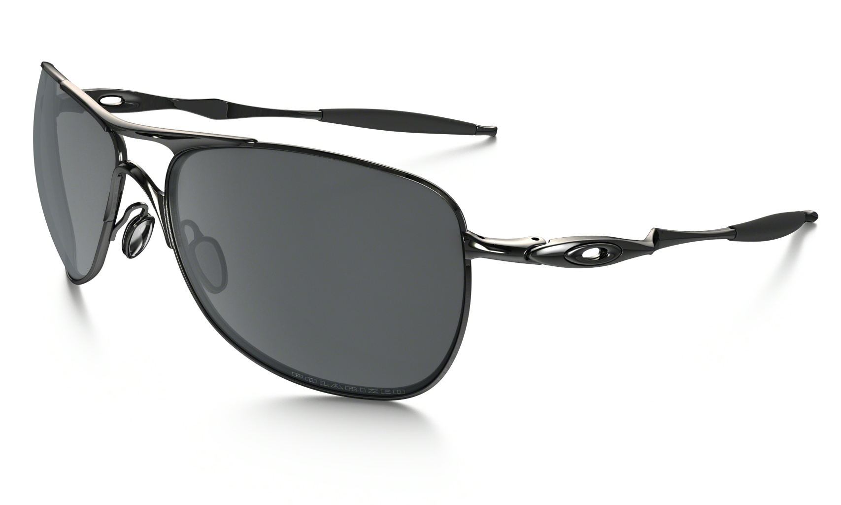 Oakley Crosshair Lead w/Black Iridium Polar-30