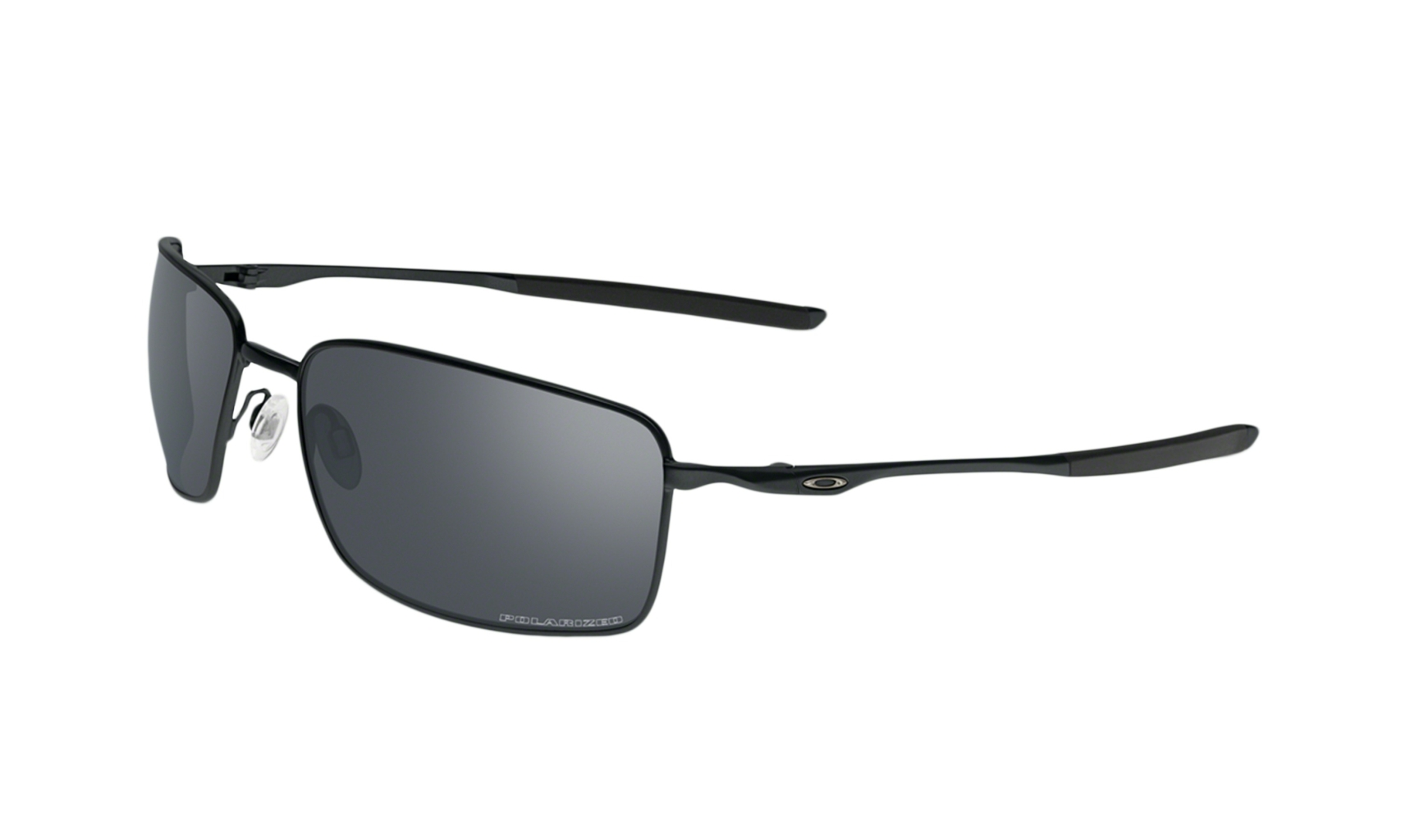 Oakley Square Wire Matte Black w/ Blk Ird Polar-30