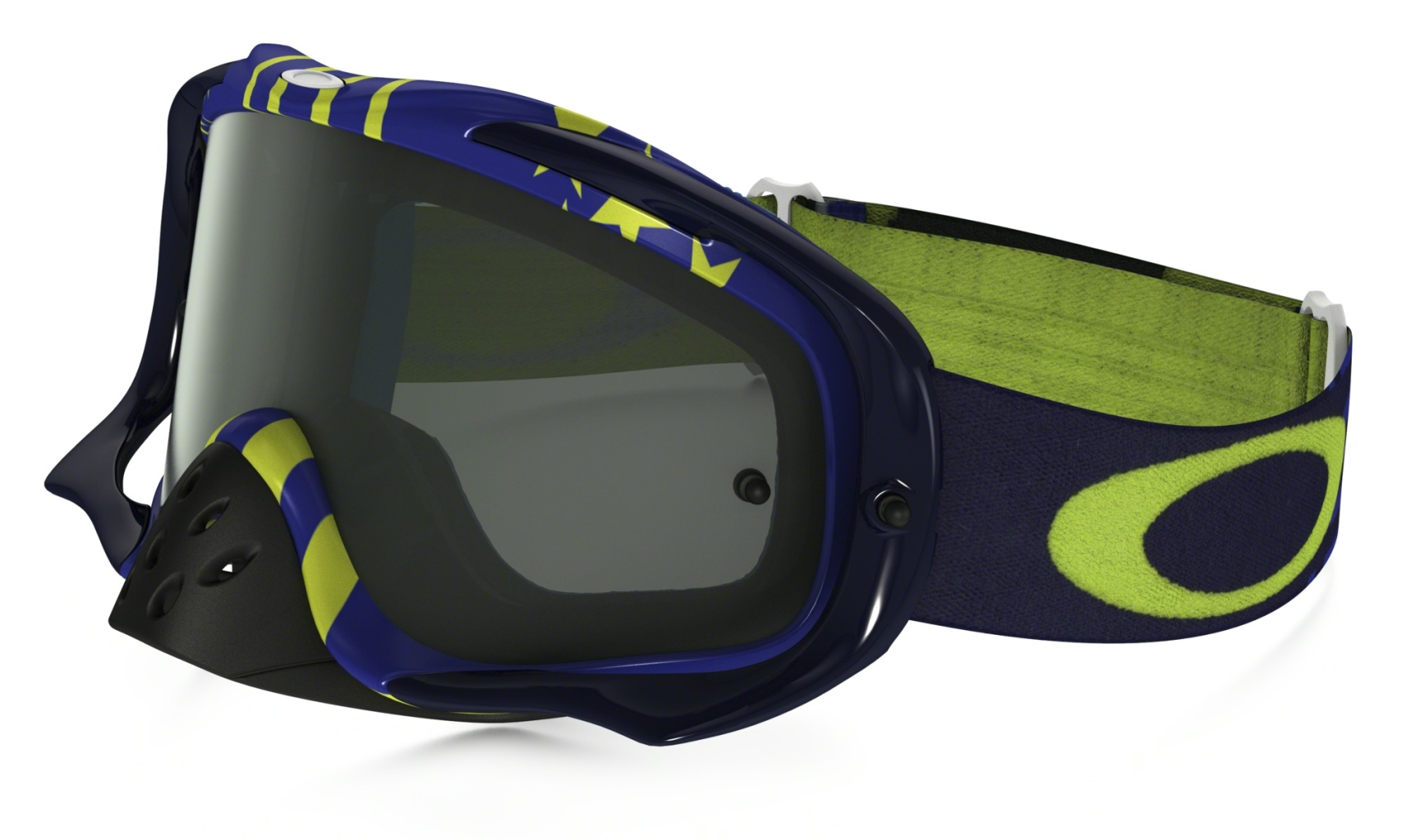 Oakley Crowbar MX FS Sunday Punchers w/DarkGrey-30