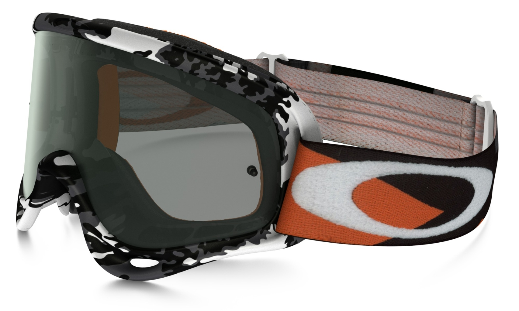 Oakley O Frame MX FS Falcons w/DarkGrey-30