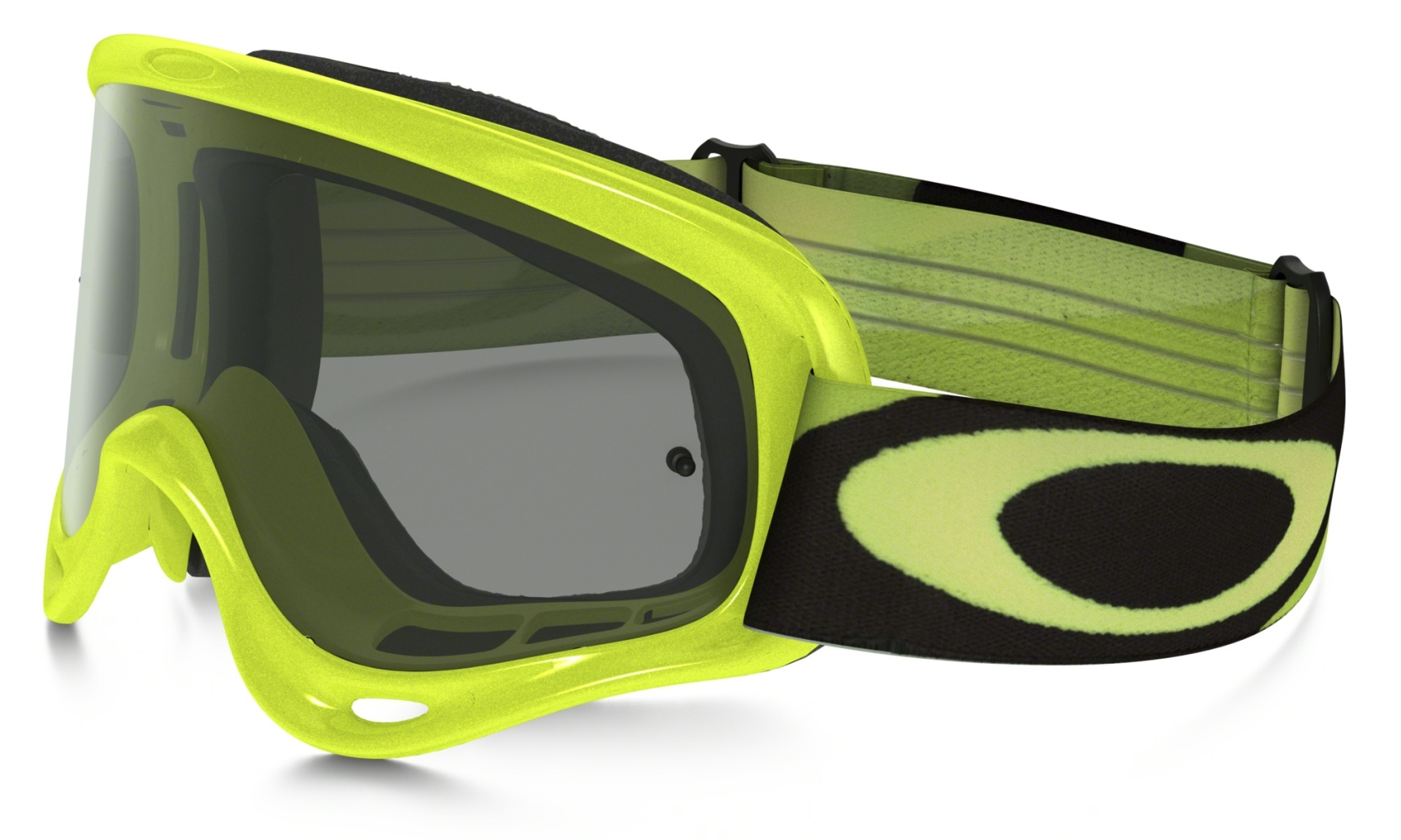 Oakley O Frame MX HeritageRacer Grn Yel w/DkGry-30