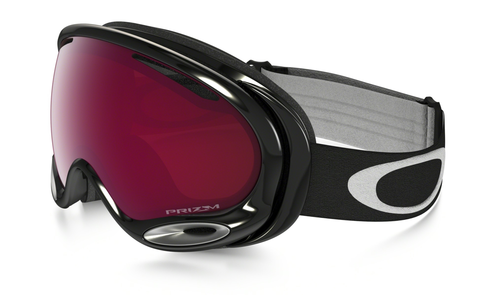 Oakley A Frame 2.0 Jet Black w/ Rose-30