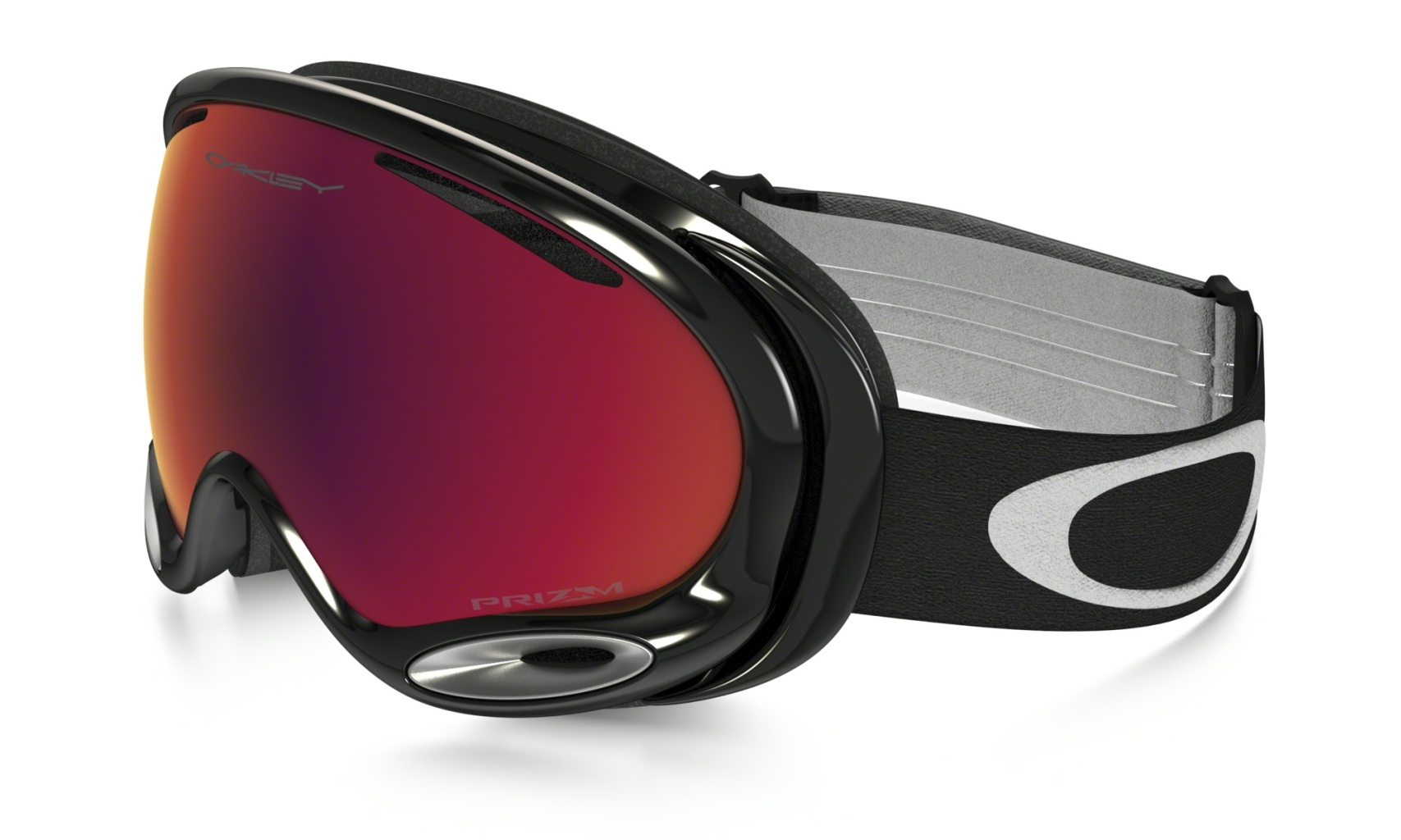 Oakley A Frame 2.0 Jet Black w/Torch-30