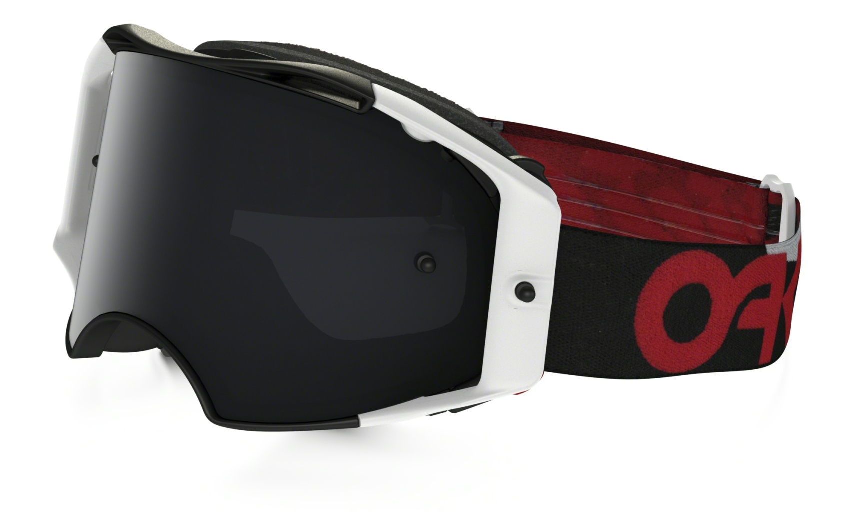 Oakley MX Factory B1-B Red/Black w/Dk Grey-30