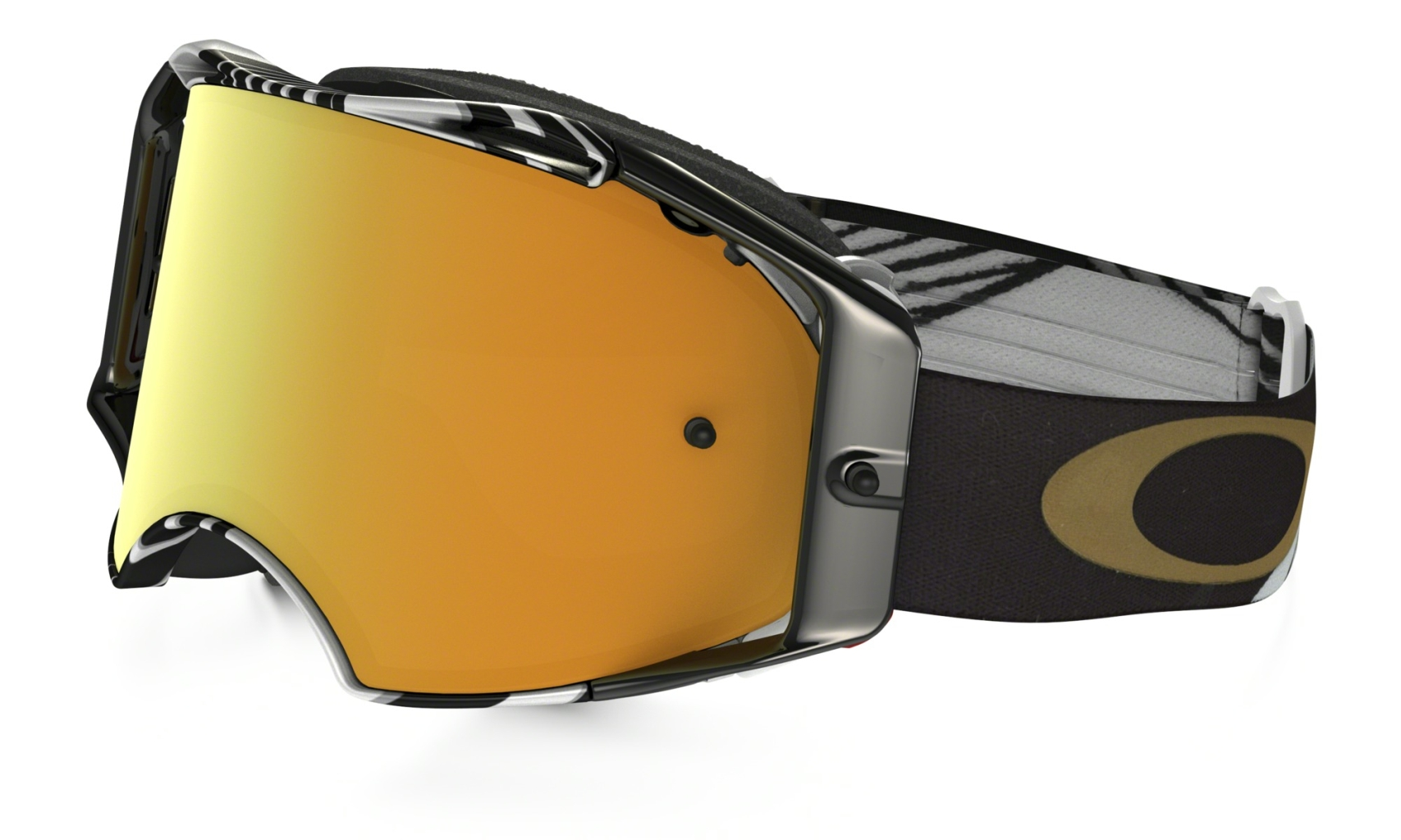 Oakley MX Herlings Bullet w/24K Irid.-30